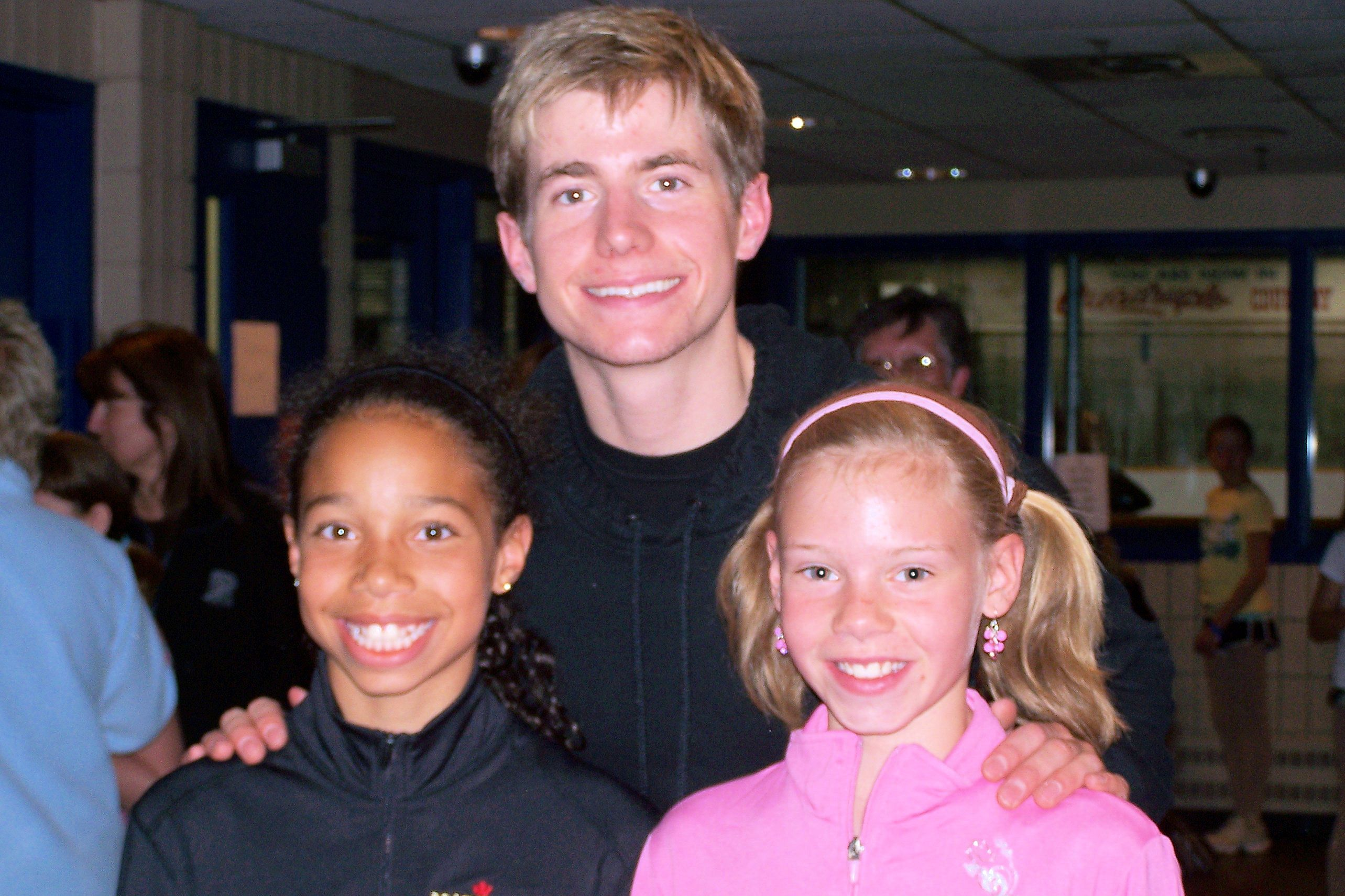 2008 Skaters with Jeff Buttle